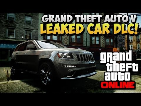 GTA 5 DLC - Leaked Car DLC Images - Enus Huntley DLC Car On GTA 5 Online (GTA 5 DLC)