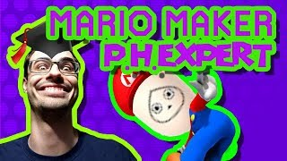 Mario Maker - Everybody Say CHEESE | Super Expert #25