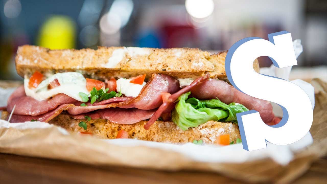 Ultimate BLT Sandwich Recipe - SORTED - YouTube