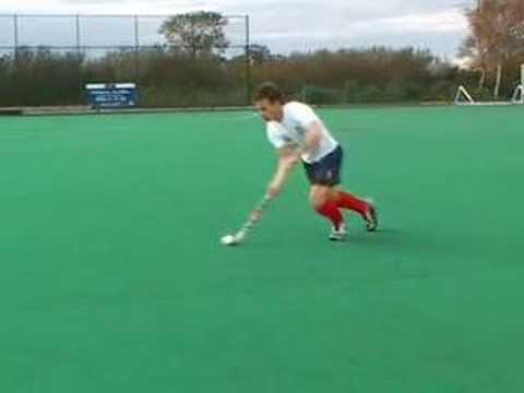 Fieldhockey Dribbling