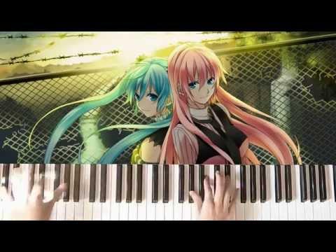 [Piano] Akatsuki Arrival アカツキアライヴァル【初音ミク・巡音ルカ】Hatsune Miku/Megurine Luka