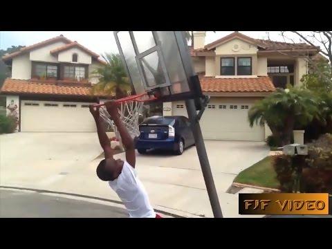 Приколы и неудачи в баскетболе Basketball Fails Compilation