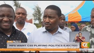 CS Kiunjuri denies knowledge of La Mada meetings