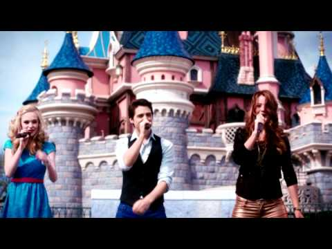 Pop4You - 1 Kus | Offici&#235;le videoclip | On Tour Disney Channel HD