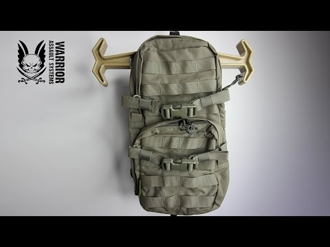 Warrior Assault Systems - Ranger Green - Cargo Pack