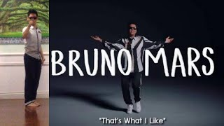 BRUNO MARS (Choreography from the Music Video) That's What I Like / Dance Cover by The Brgy