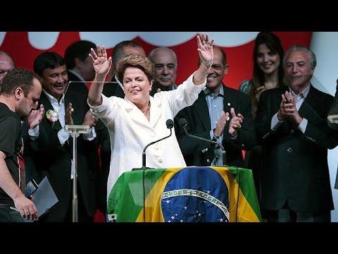 Las bolsas acogen con frialdad la victoria de Dilma Rousseff en las presidenciales de Brasil