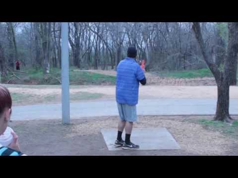 Little River Park Disc Golf Tourney Part 1