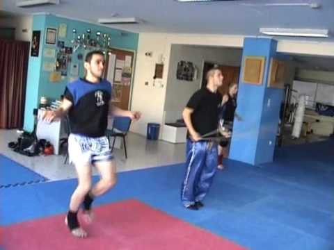 FULL KICK BOXING TRAINING PROGRAM Image 1