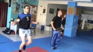 FULL KICK BOXING TRAINING PROGRAM
