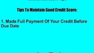 How To Be Debt Free - Get Out Of Credit Card Debt And Maintain Good Credit Score