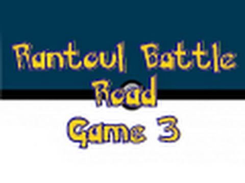 Pokemon Trading Card Game Match: Rantoul, IL Battle Road Game 3
