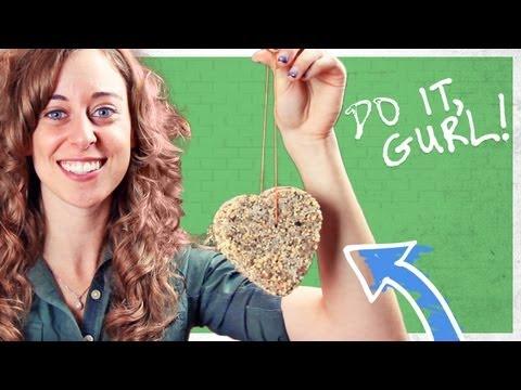 Bird Feeders - Do It. Gurl