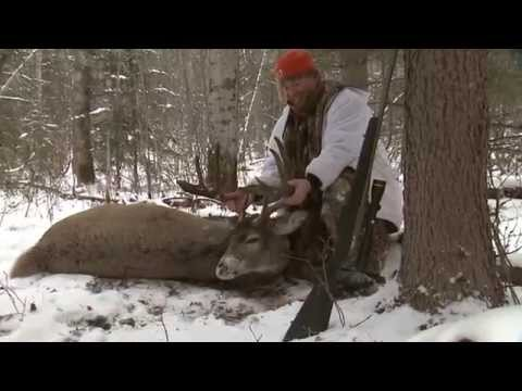 Whitetail Deer Hunt Saskatchewan Chambered for the wild with Jim Benton