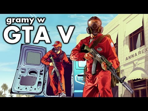 Kwagrans: gramy w GTA V