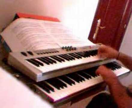TOCCATA D MINOR BWV 565