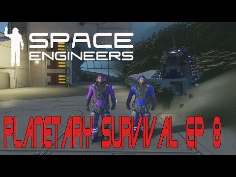[ITA] Space Engineer: Planetary Survival EP8: Maledetta Ciabatta!!!!!!