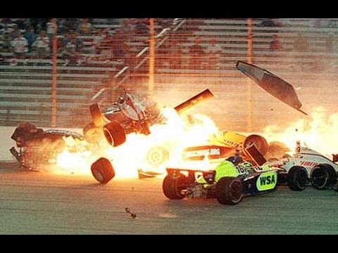 Ultimate Racing Crash Compilation [HD] #1