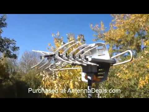 HD2605 HDTV Antenna Review