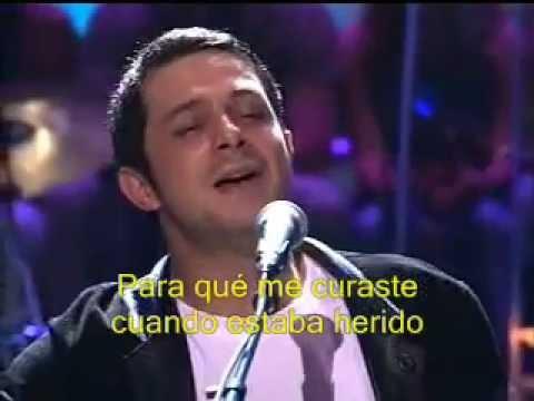 Alejandro Sanz Corazon Partido Alejandro Sanz Corazón