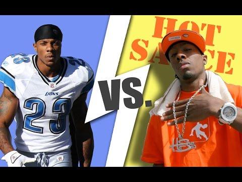 Chris Houston's NFL vs Streetball (Full Game)