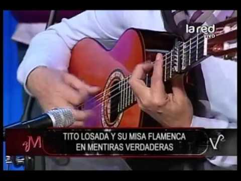 Tito Losada y su Misa Flamenca en MV