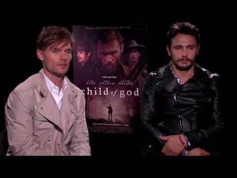 James Franco looked to Robert Altman for inspiration while directing 'Child of God'