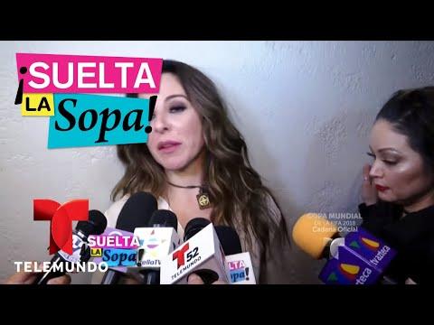 ¿Kate del Castillo aclaró si se casa en el 2018?   Suelta La Sopa   Entretenimiento
