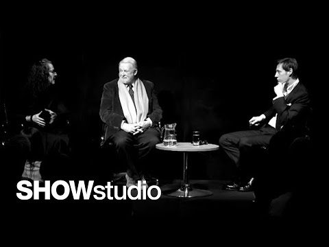 SHOWstudio: In Conversation - Nick Knight