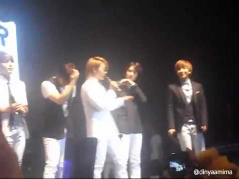 Video Konser Super Junior Di Jakarta , 2014 video