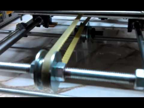 3d Printer Belt Tension Prusa Mendel 3d Printer y Belt