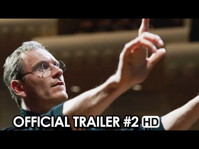 Steve Jobs Official Trailer #2 (2015) - Michael Fassbender HD