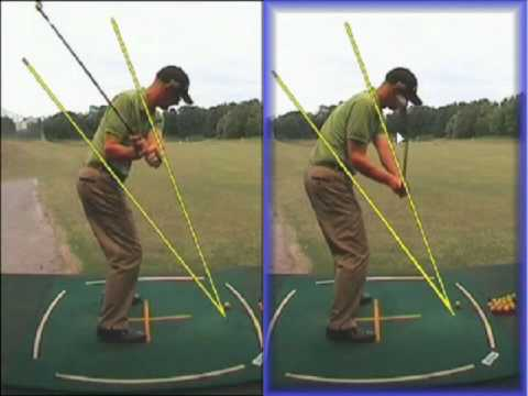 Swing Plane Golf Lesson   Exeter Golf Lessons