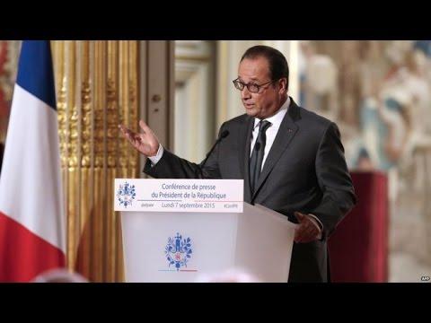 Ukraine conflict: France hopes to end Russia sanctions