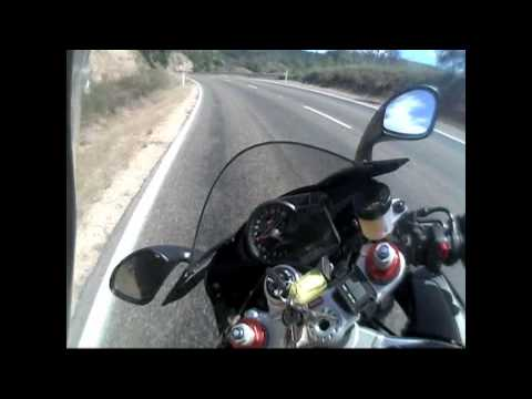 Aprilia RSV4 technical review and road test