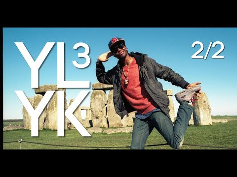YLYK Dance Videos - London to Seattle and back to Stonehenge PART 2 of 2 | YAK FILMS