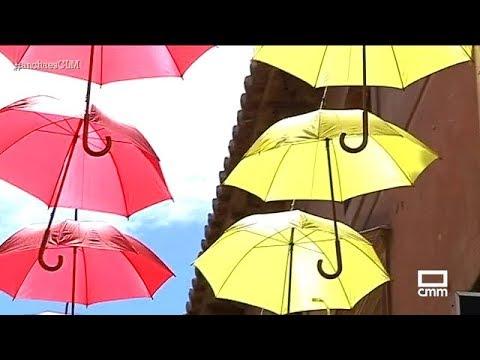Valdepeñas abre los paraguas - Ancha es CLM - CMM