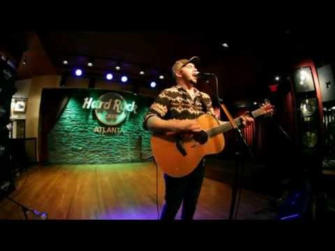 Alex Guthrie performs Colorado at The Hard Rock Cafe