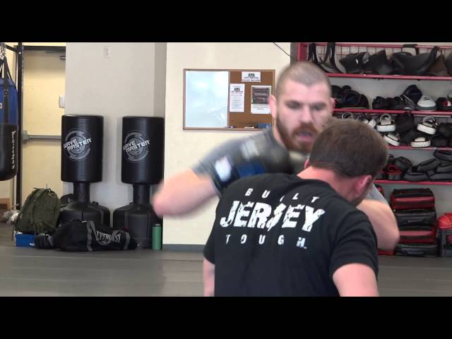 Jim Miller:  AMA Fight Club and UFC Count Down Video Shoot