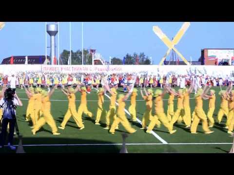 XX сельские спортивные игры в Малой Пурге