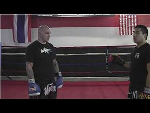 Kickboxing Training : Kickboxing Sparring Techniques Image 1