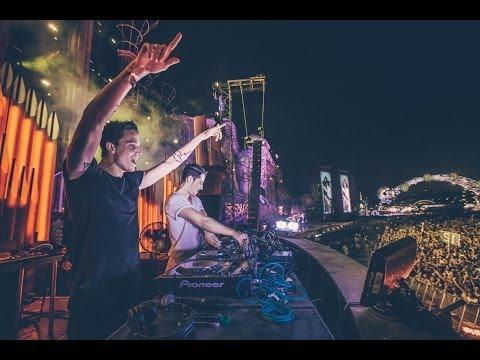 Blasterjaxx EDC Las Vegas Mainstage 2014 - Full set HD Video Live
