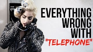 "Download Lagu Everything Wrong With Lady Gaga - ""Telephone"" Gratis STAFABAND"
