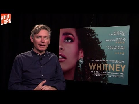 Whitney – Interview With Kevin Macdonald
