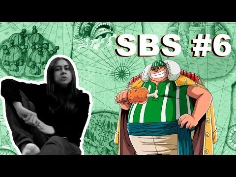 piecePROJECT: SBS #6 - One Piece