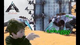 Raid op de dodoriders en roedi word de volgende... | ark extinction 28