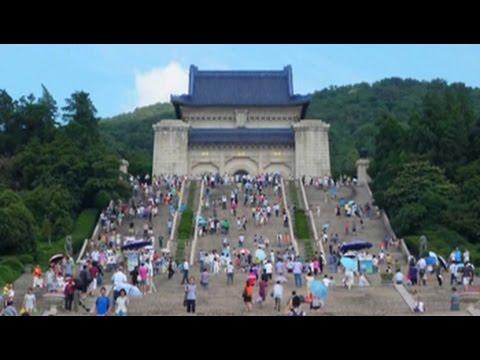 Check Out China: Touring Nanjing