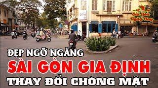 """Việt Kiều """"ngỡ ngàng"""" khi Quận 1 Sài Gòn Gia Định thay đổi đến chóng mặt"""