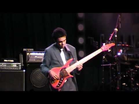 Nathaniel Andrew - HS - tribute to Catfish Collins