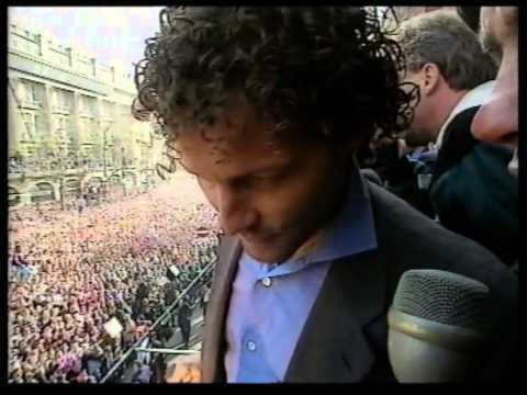 Ajax Kampioen 1993   1994 Leidseplein